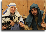 Live Nativity in Anchorage